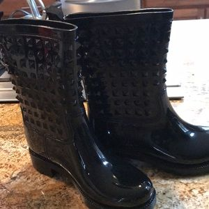 Capelli rain boots - never been worn! Size 8.